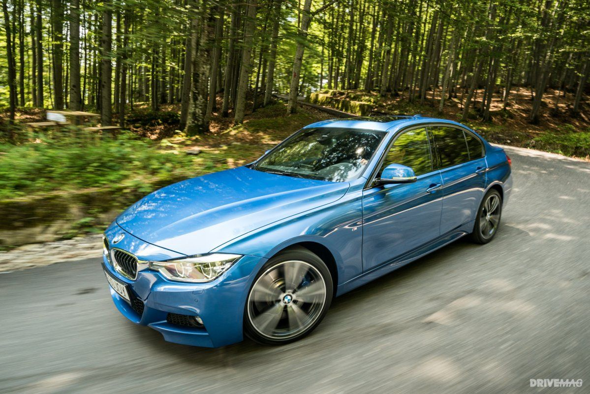 2017 Bmw 340i Xdrive Review Understated Ubersoldat