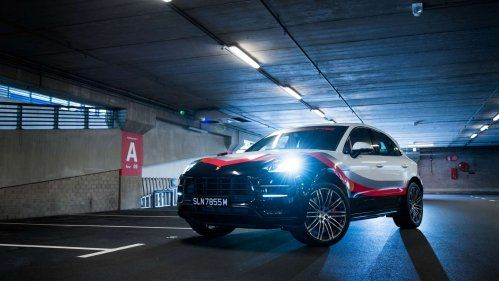 Performance Package Porsche Macan Turbo is a looker, you can't have it