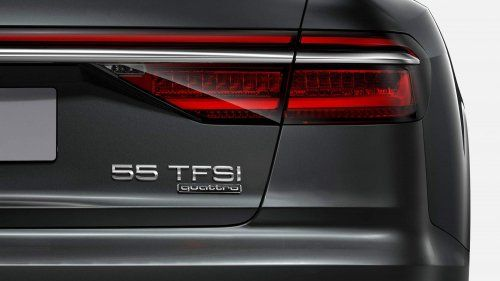 Audi replaces engine size from model names with random numbers, confusion ensues