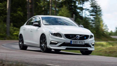 2018 Volvo S60 and V60 Polestar gain new aero package