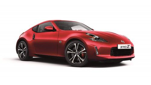 Europe's Nissan 370Z coupé mildly updated for the 2018 model year