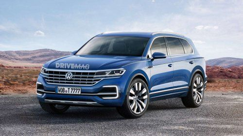 2018 Volkswagen Touareg SUV: what we know until now