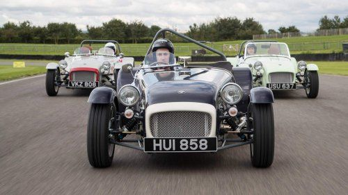 Limited edition Caterham Seven SuperSprint will bring out the 1960s racer in you