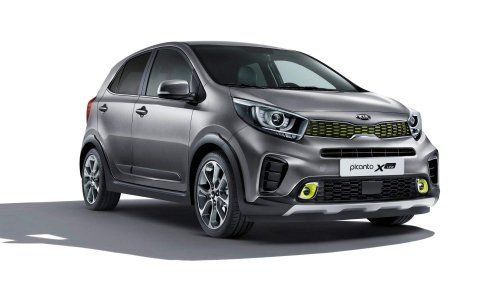 Kia Picanto X-Line to display crossover attitude in Frankfurt