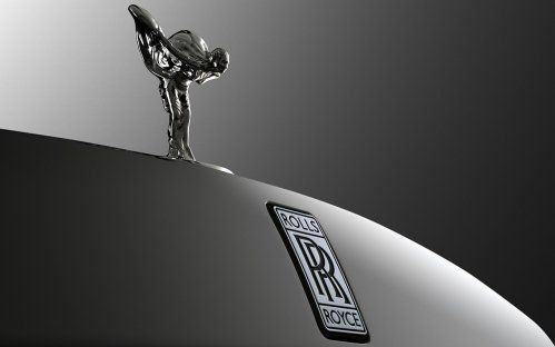 Rolls Royce is current pop culture's most frequently mentioned brand name