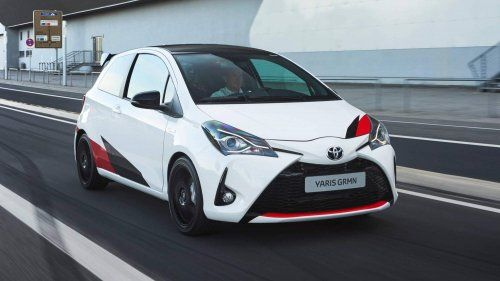 2018 Toyota Yaris GRMN: full details released, including performance specs