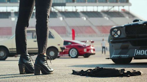 Ken Block sucks at playing musical chairs in Forza's latest ad