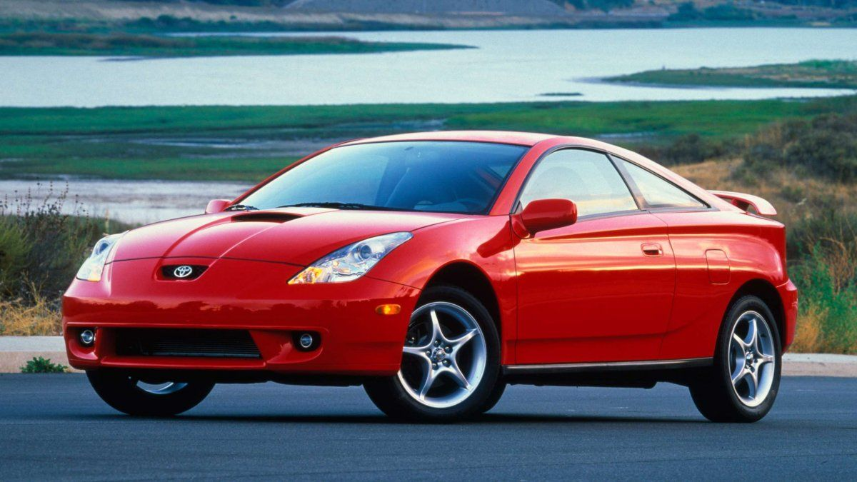 Is The Toyota Celica Coming Back As The Next Gen Gt86 86 Sports Car