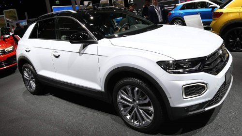 All-new VW T-Roc has €20,390 starting price in Germany