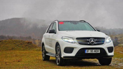 2015 Mercedes-Benz GLE 350d 4MATIC Test Drive