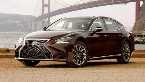 All-new 2018 Lexus LS starts at around $75,000