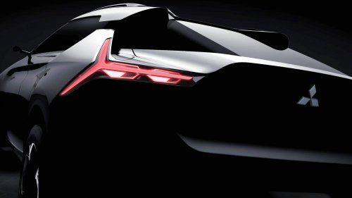 Mitsubishi e-Evolution Concept previews reinvented Evo performance car