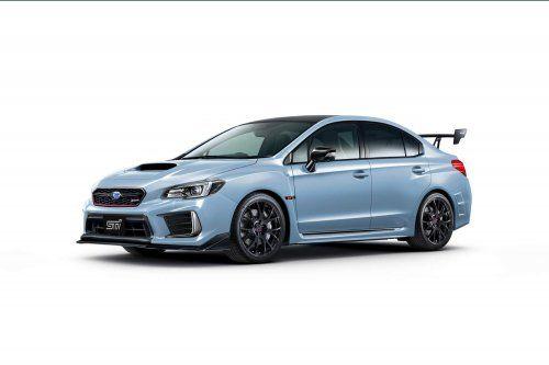 Subaru unveils limited edition WRX STI S208 and BRZ STI Sport at Tokyo Motor Show