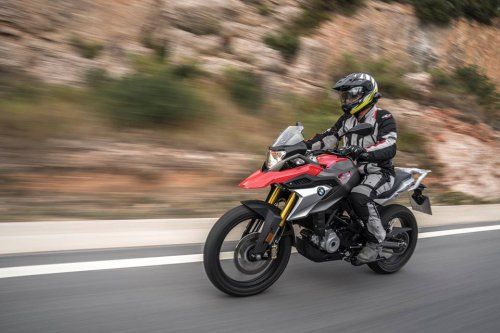 BMW G 310 GS Review - First Ride Video
