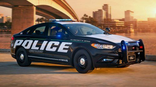 Ford's Fusion Hybrid and F-150 Police Responders pass testing, are ready to serve