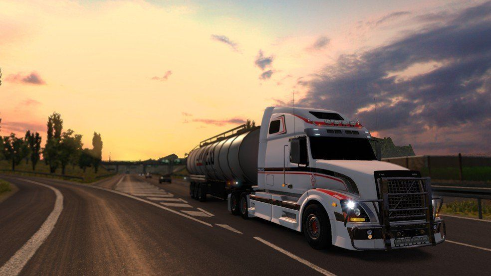 Euro Truck Simulator 2 is a trainer for the self-driving trucks