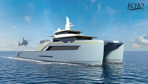2 - Project Echo by Echo Yachts