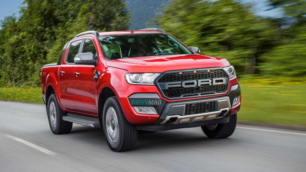 Ford Ranger 2018 >> 2018 Ford Ranger Raptor What We Know So Far