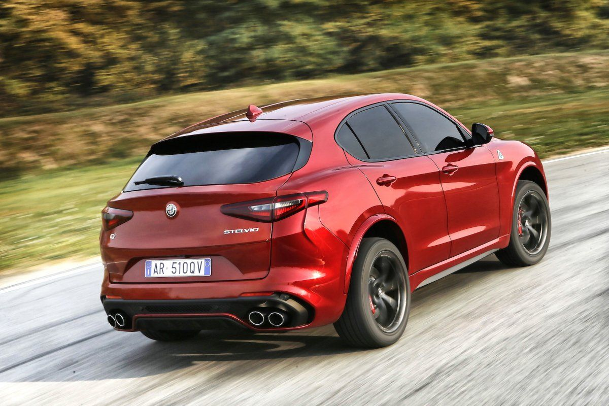 2018 Alfa Romeo Stelvio Quadrifoglio Price Revealed
