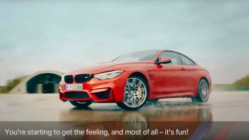 BMW-M4-Coupe-Competition-Package-drifting