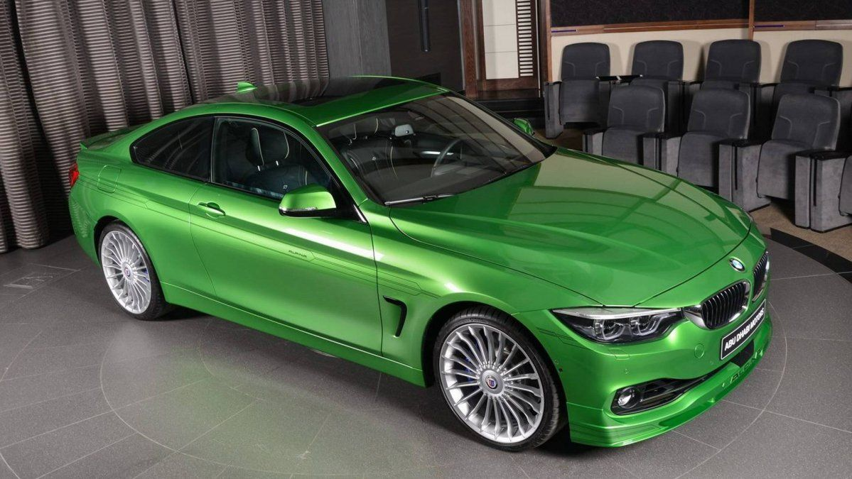 This Alpina B4 Is The Bmw M4 Alternative You Were Probably Dreaming Of