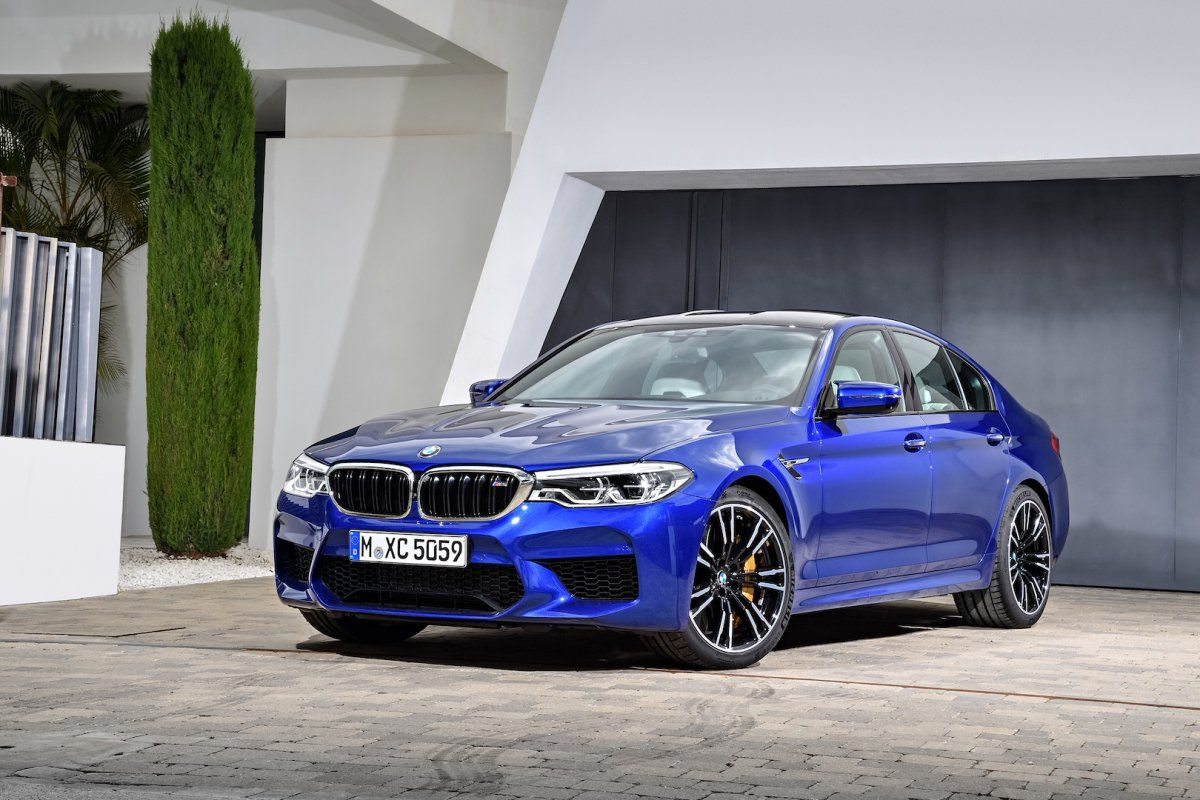 2018 Bmw M5 Starts At 102 600 According To Dealer Document