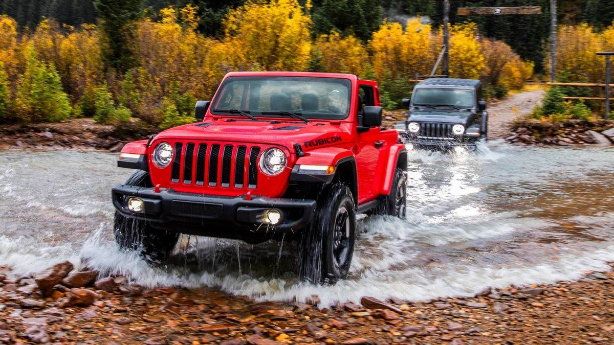 Jeep releases much-anticipated 2018 Wrangler specs