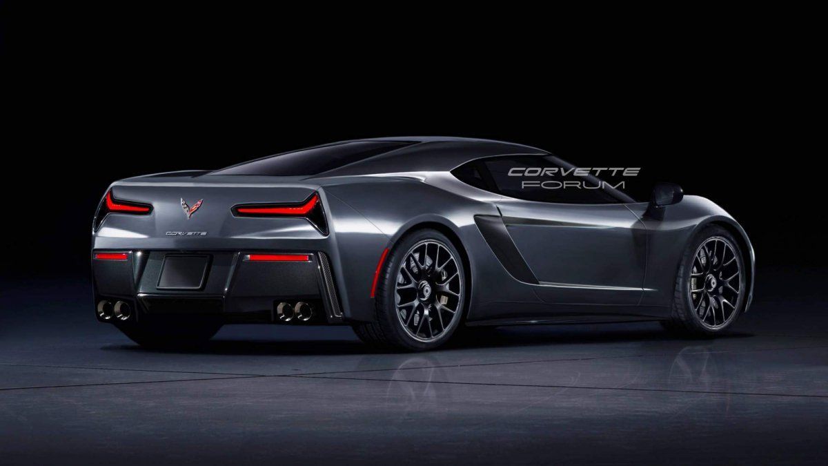 Mid-engined 2019 Chevrolet Corvette C8 may boast up to 850 ...