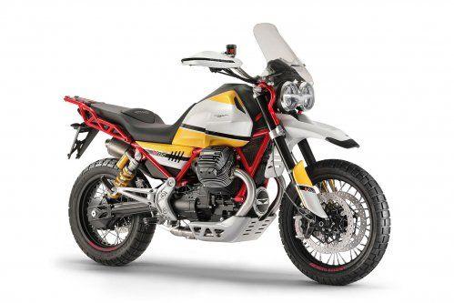 Moto Guzzi V858
