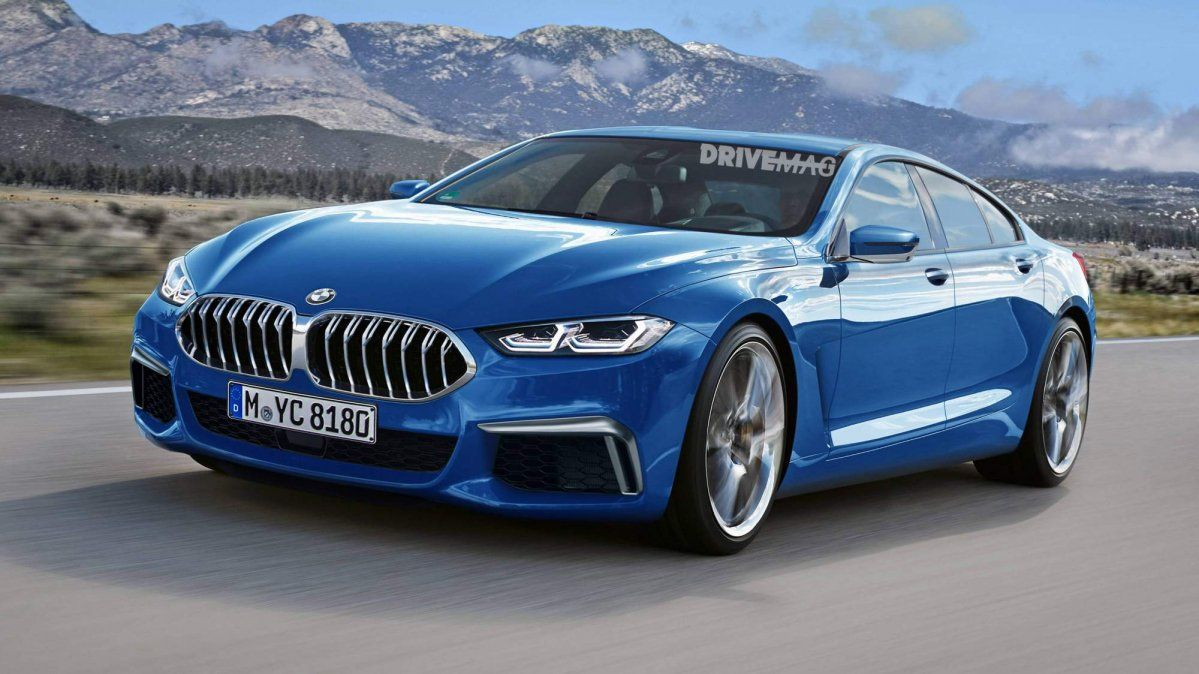2019 Bmw 8 Series Gran Coupé And M8 Inch Closer To Production