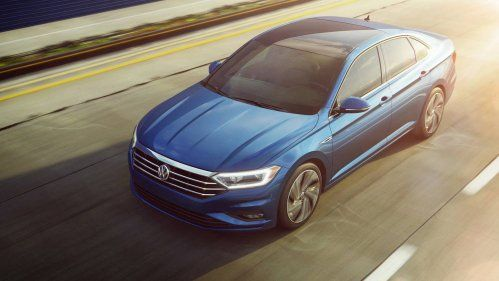 2019 VW Jetta USA