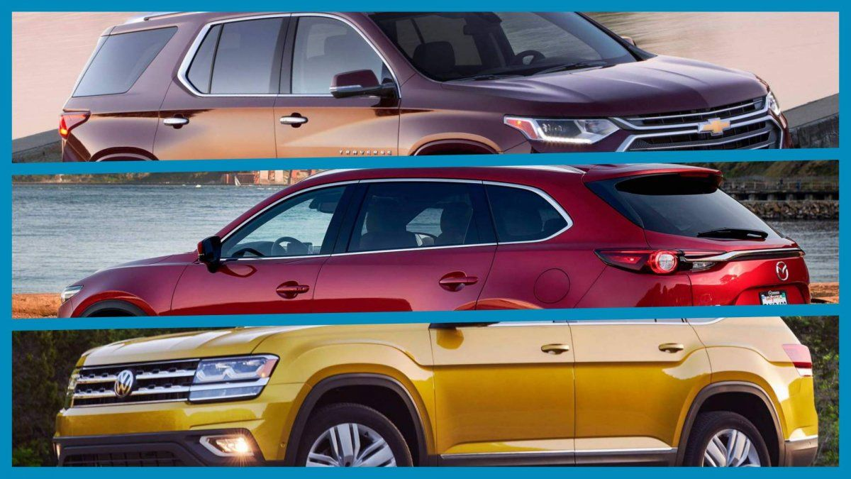 Top 10 Three Row Midsize Suvs To In The Us 2018 If You Have A Family
