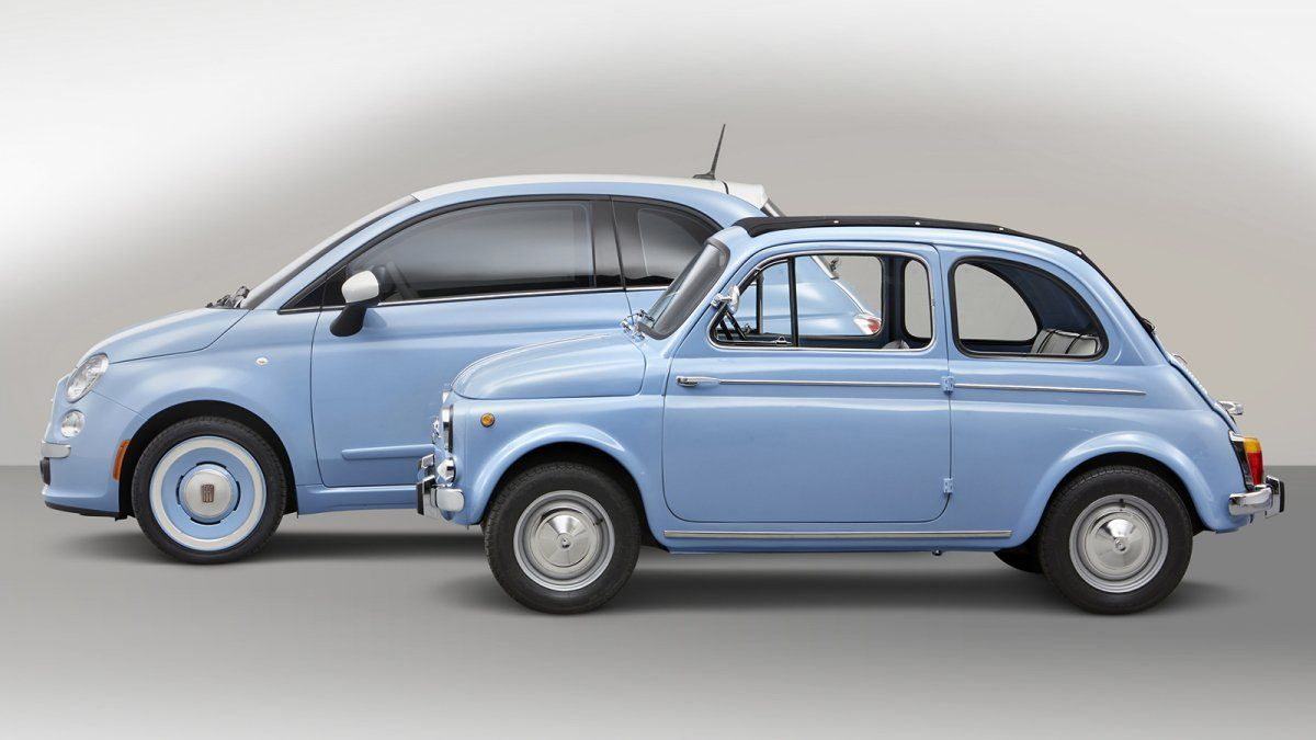 Here S A List Of 10 Cool Retro Styled Cars You Can Buy Today