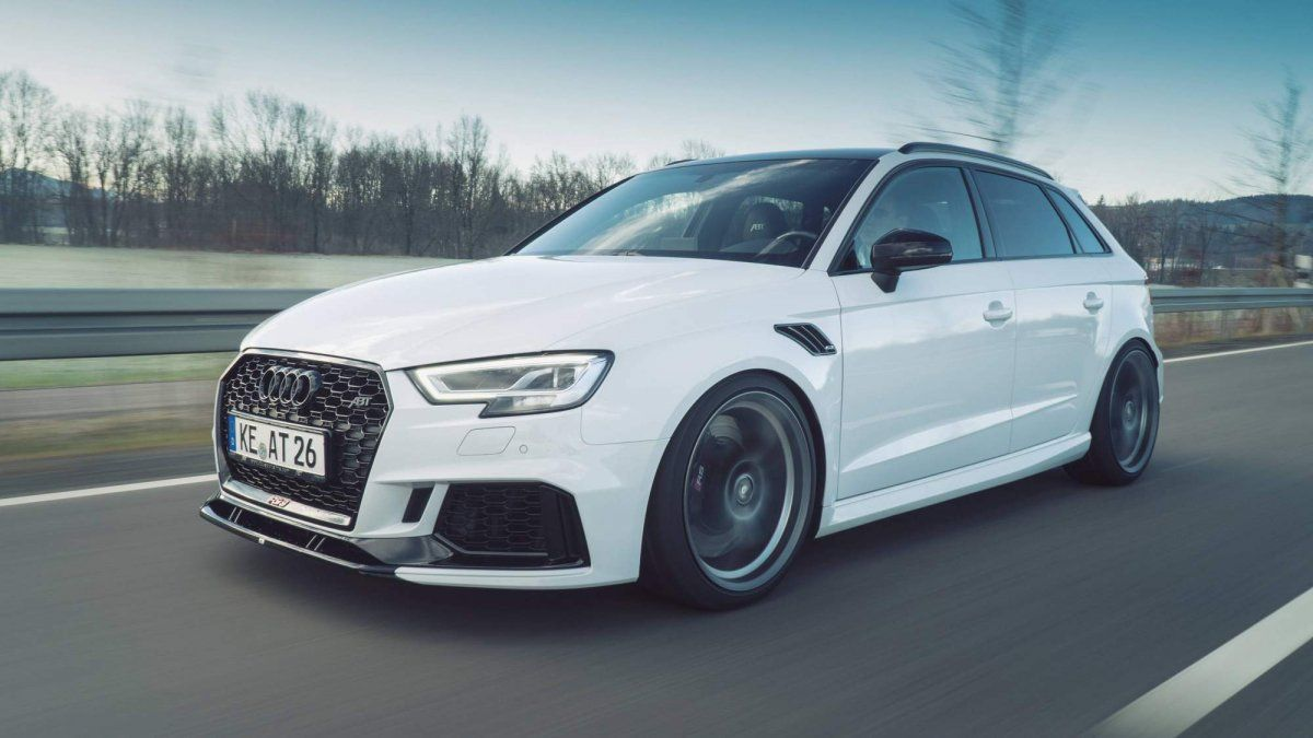 Abt Sportsline Makes Audi Rs 3 Supercar Fast With 500 Hp Upgrade