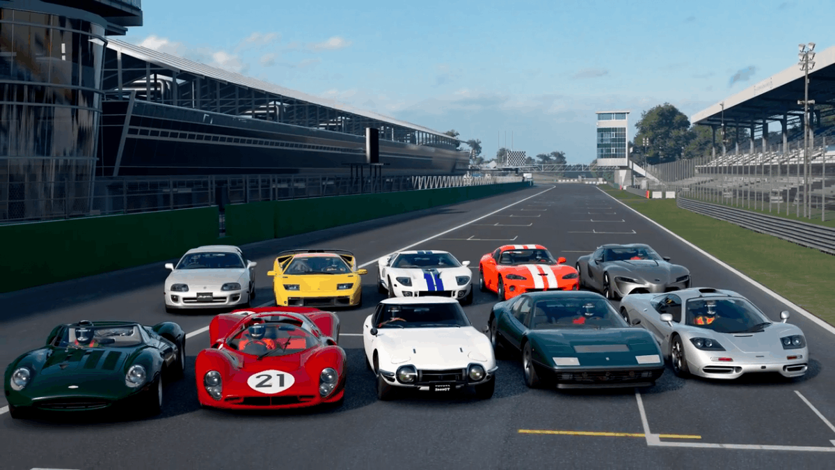 GT Sport receives 10 cars, a brand-new circuit via new update