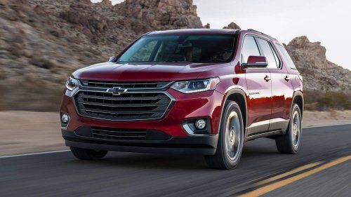 2018-Chevrolet-Traverse-RS-0