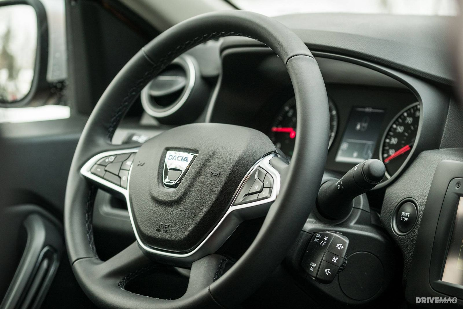 Renault Duster 4x4 Interior