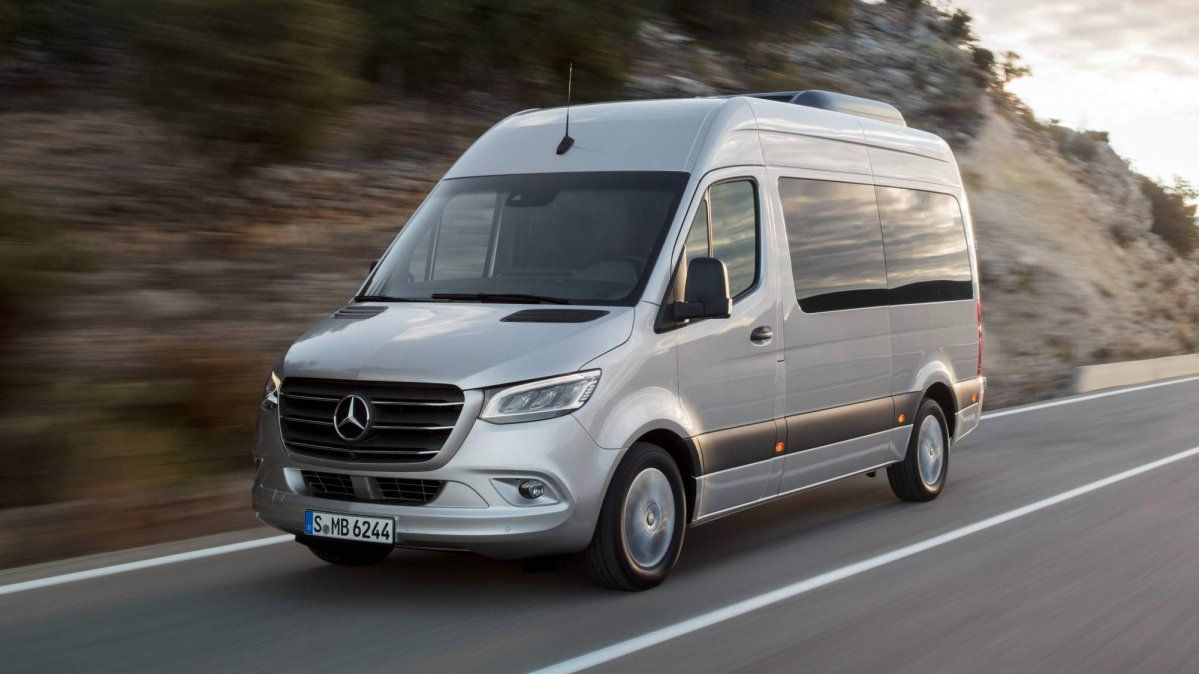 All New 2018 Mercedes Benz Sprinter Is The Most Complex Ever Gains Electric Esprinter Version
