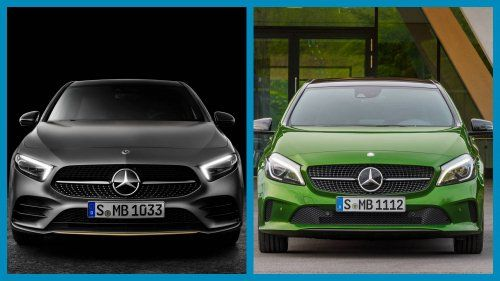 Mercedes-Benz-A-Class-old-vs-new-front-end