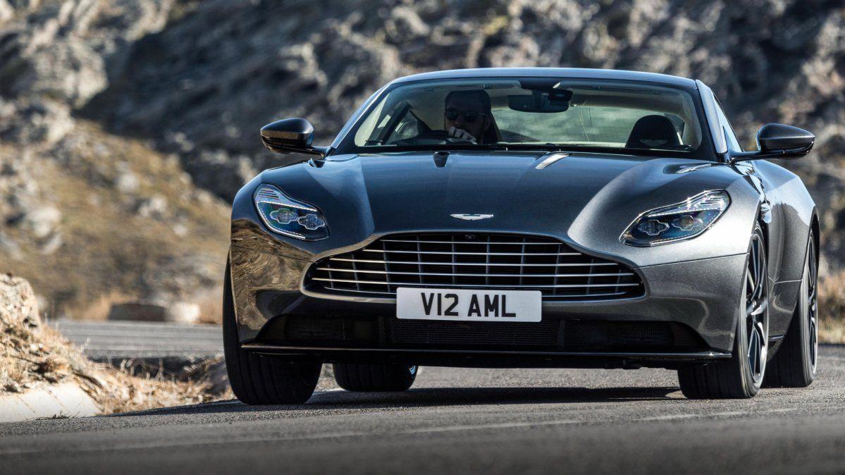 Matt Leblanc On The Aston Martin Db11 Goes Like Hell Sounds Like He