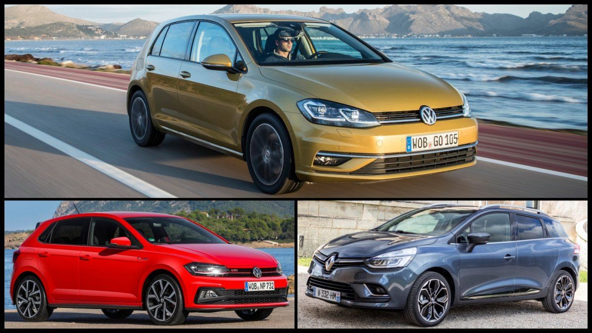 Best Selling Cars 2017 >> These Are Europe S Top 10 Best Selling Cars In 2017