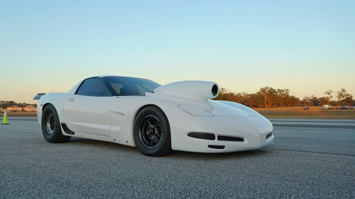 This 1,100 HP C5 Corvette Z06 will make you cover your ears
