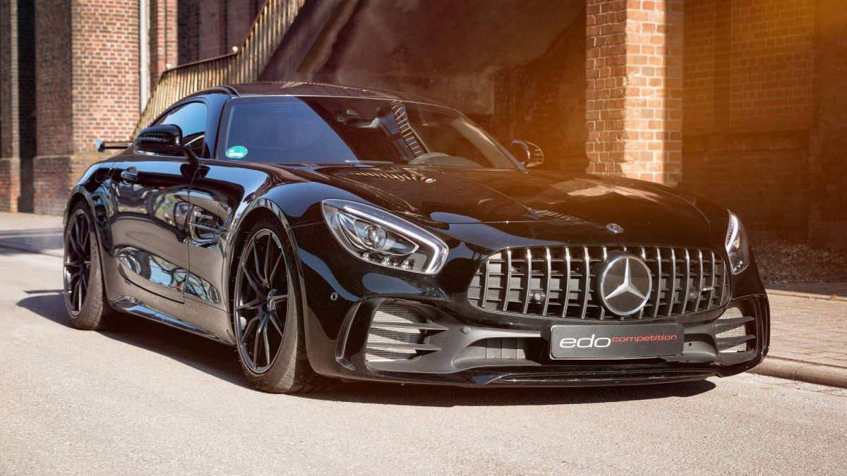 Edo Competion Boosts Mercedes Amg Gt R To 660 Hp