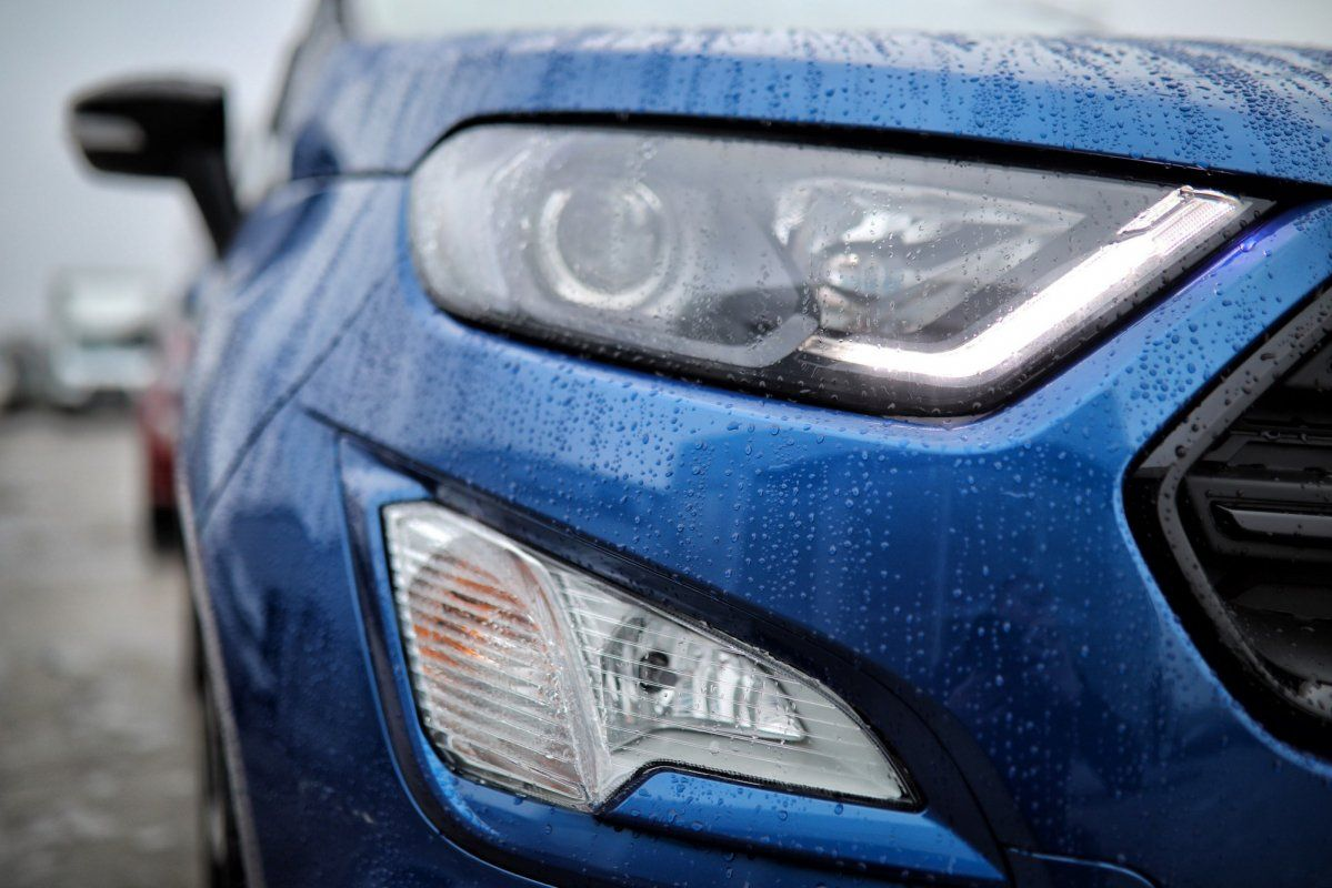Ford EcoSport 1 0 Ecoboost Titanium review - Complete makeover