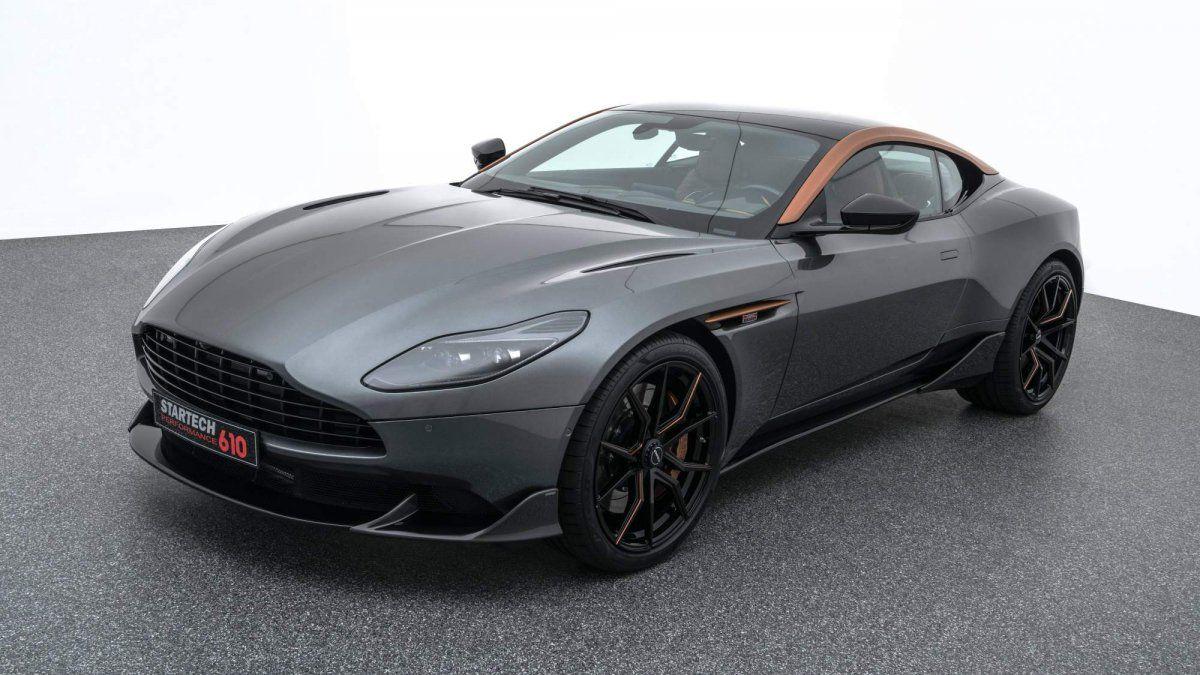 Startech Gives Aston Martin Db11 V8 More Power Than The V12 Model