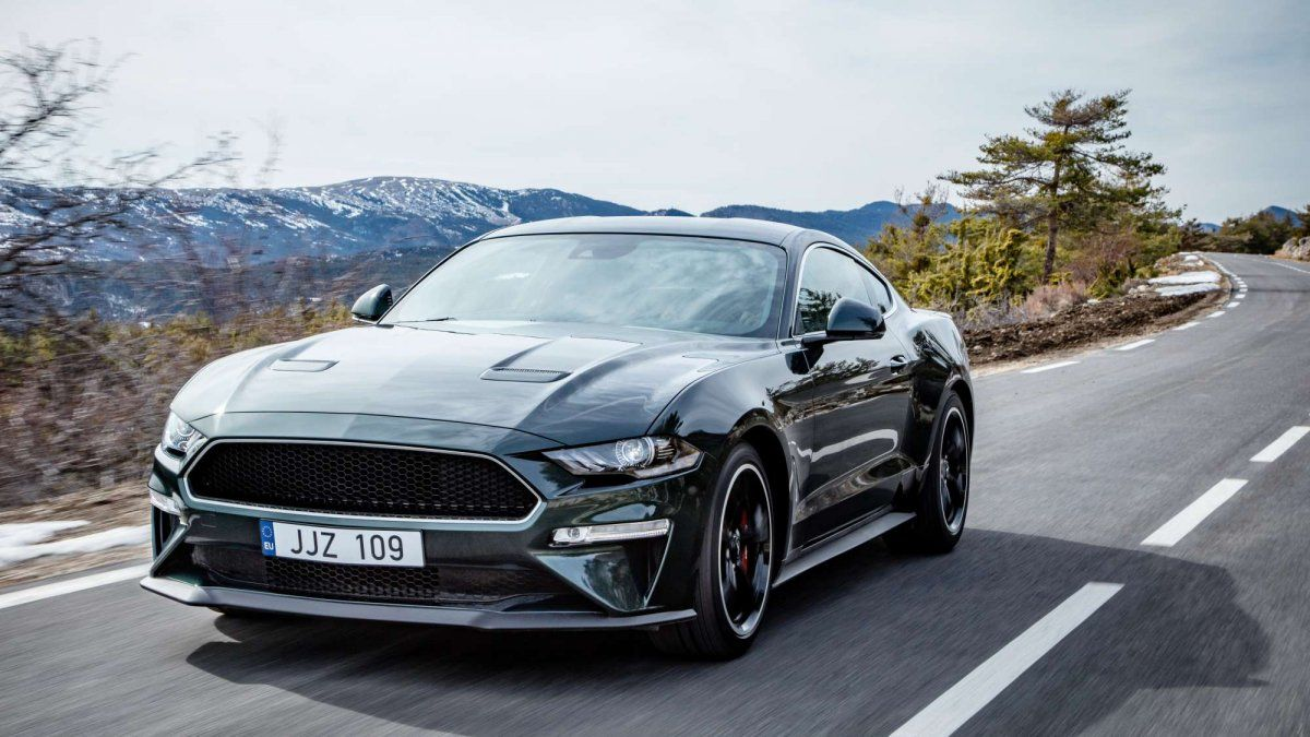 Ford Mustang Bullitt Crosses The Pond Loses Horsepower In The Proces