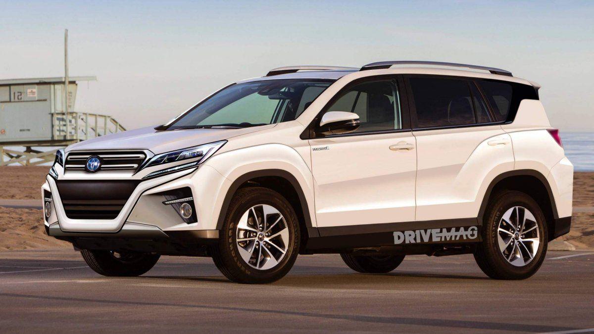 Next Generation 2019 Toyota Rav4 Looks More Daring In Fresh Rendering