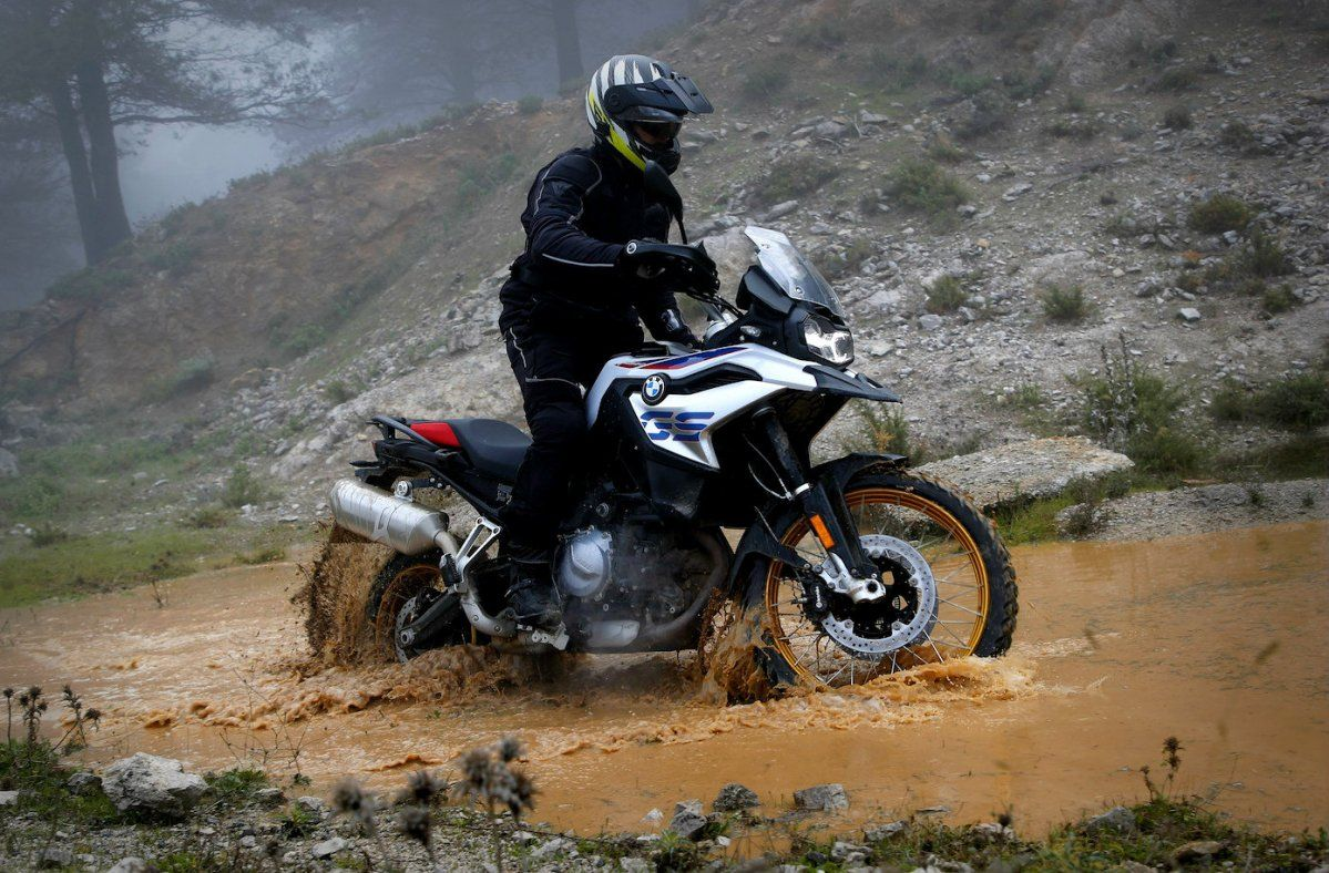 BMW F850GS 2018 Review