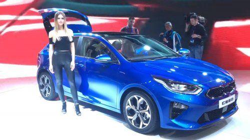 2018 Geneva Motor Show 7