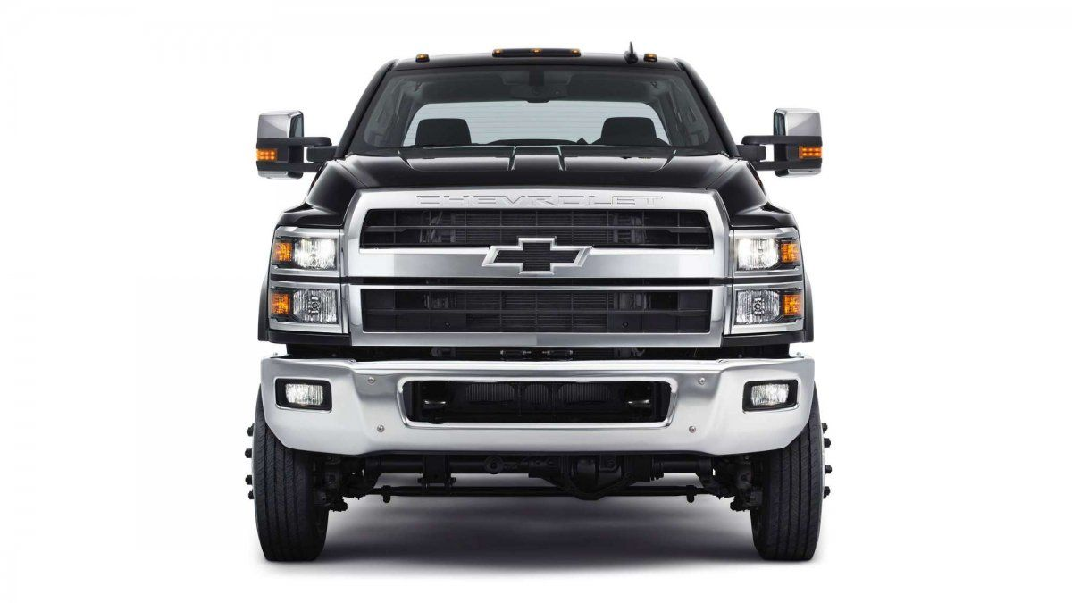 Chevrolet unveils the work-ready 2019 Silverado 4500 HD ...